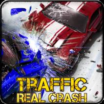 Real Racer Crash Traffic 3D dvd cover