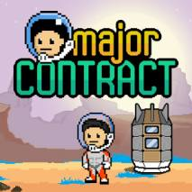 Major Contract dvd cover