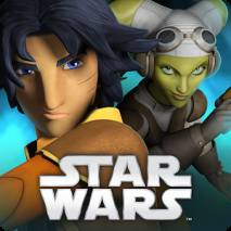Star Wars Rebels: Missions dvd cover