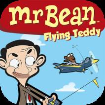Mr Bean Flying Teddy dvd cover