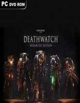 Warhammer 40,000: Deathwatch dvd cover
