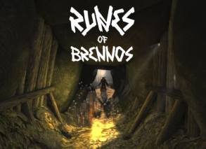 Runes of Brennos dvd cover
