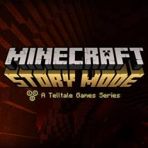 Minecraft: Story Mode dvd cover