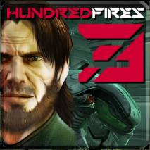 HUNDRED FIRES 3 Sneak & Action Cover