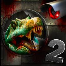 Jurassic Nights 2 dvd cover