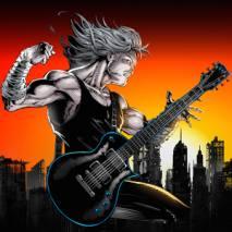 Eternal Descent: Metal Heroes dvd cover