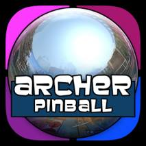Archer Pinball dvd cover