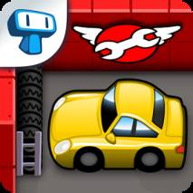 Tiny Auto Shop - Car Wash Game Cover