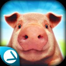Pig Simulator 2015 Cover