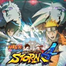 Naruto Shippuden: Ultimate Ninja Storm 4 poster