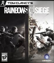 Tom Clancy's Rainbow Six Siege Cover