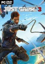 Just Cause™ 3 dvd cover