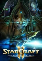 StarCraft II: Legacy of the Void Cover