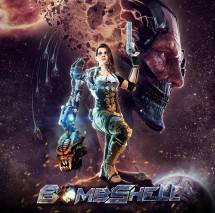 Bombshell dvd cover