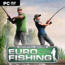 Euro Fishing dvd cover