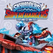Skylanders SuperChargers dvd cover
