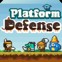 Platform Defense dvd cover