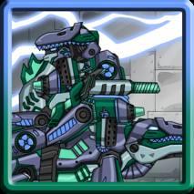 Mosasaurus: Dino Robot Cover