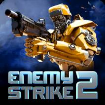 Enemy Strike 2 dvd cover