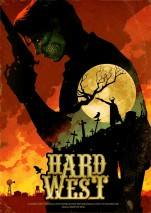 Hard West dvd cover