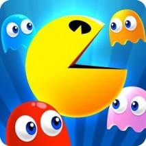 PAC-MAN Bounce dvd cover