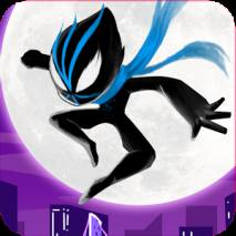 Spider Ninja Jump: The Shadow Cover