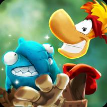Rayman Adventures dvd cover