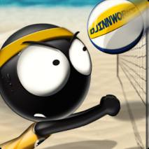 Stickman Volleyball dvd cover
