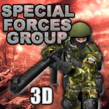Special Forces Group dvd cover
