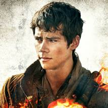 Maze Runner: The Scorch Trials dvd cover