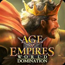 Age of Empires: World Domination dvd cover