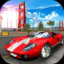 Car Driving Simulator: SF dvd cover