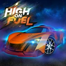 Car Racing 3D: High on Fuel Cover