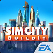 SimCity BuildIt dvd cover