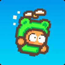 Swing Copters 2 dvd cover