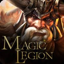 Magic Legion: Mists of Orcs Cover
