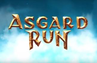 Asgard Run dvd cover