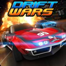 Drift Wars dvd cover