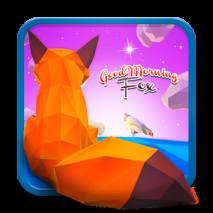 Good Morning Fox (runner game) dvd cover