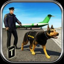 Airport Police Dog Duty Sim Cover