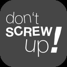 Don't Screw Up! dvd cover