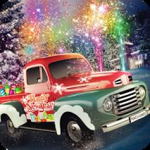 City Truck Fireworks Express dvd cover