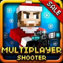 Pixel Gun 3D dvd cover