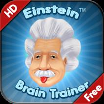 Einstein Brain Trainer Free dvd cover
