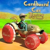Cardboard Car Racing dvd cover