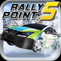 Rally Point 5 dvd cover