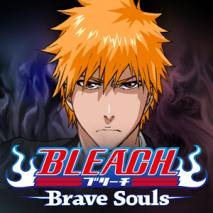 BLEACH Brave Souls dvd cover
