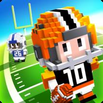 Blocky Football dvd cover