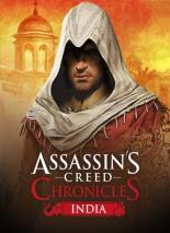 Assassin's Creed Chronicles: India dvd cover