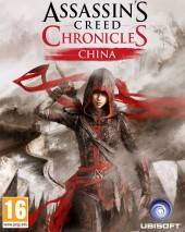 Assassin's Creed Chronicles: China dvd cover